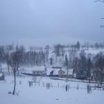 Pohled do vesnice