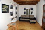 Pokoj s přistýlkou-rozkládací gauč